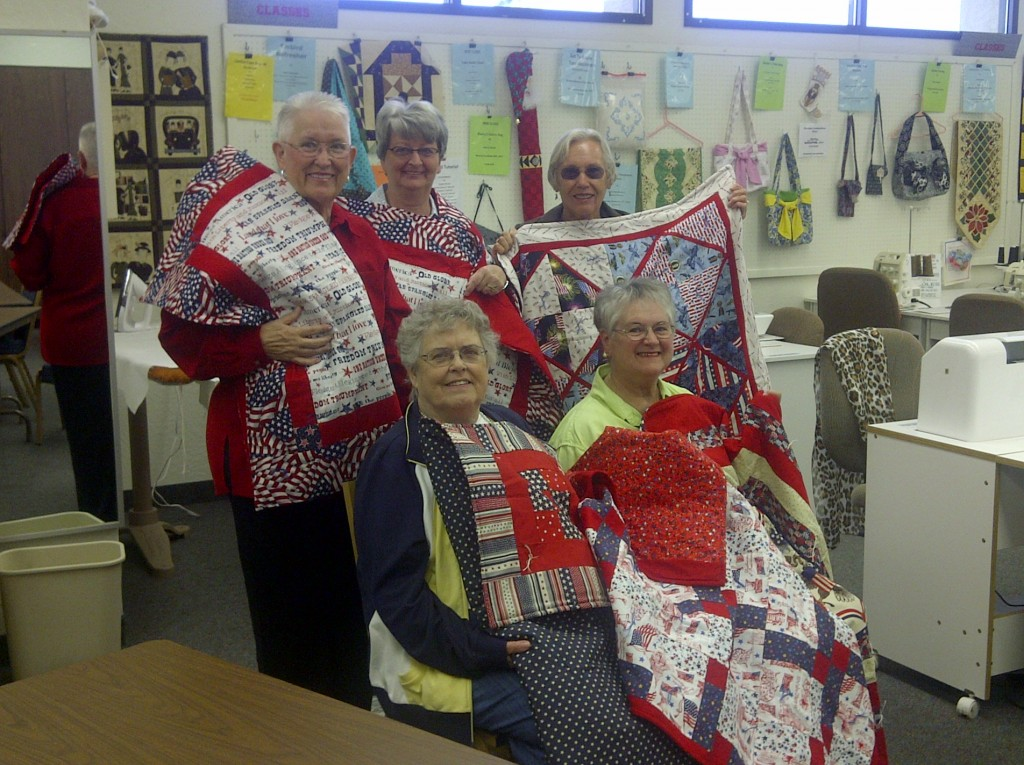 Quilts to Vets 2010