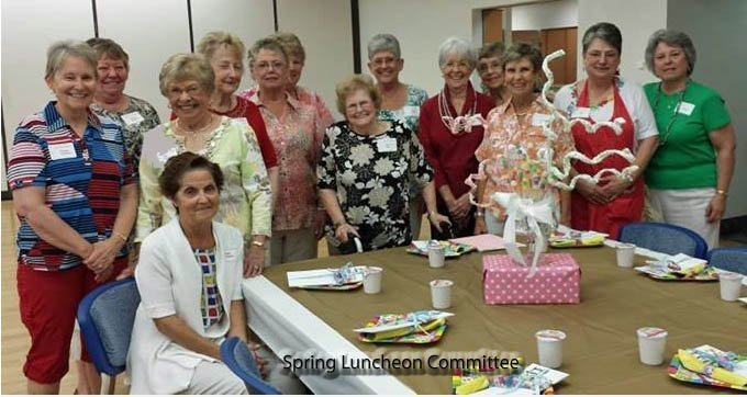 2014 Spring Luncheon Committee