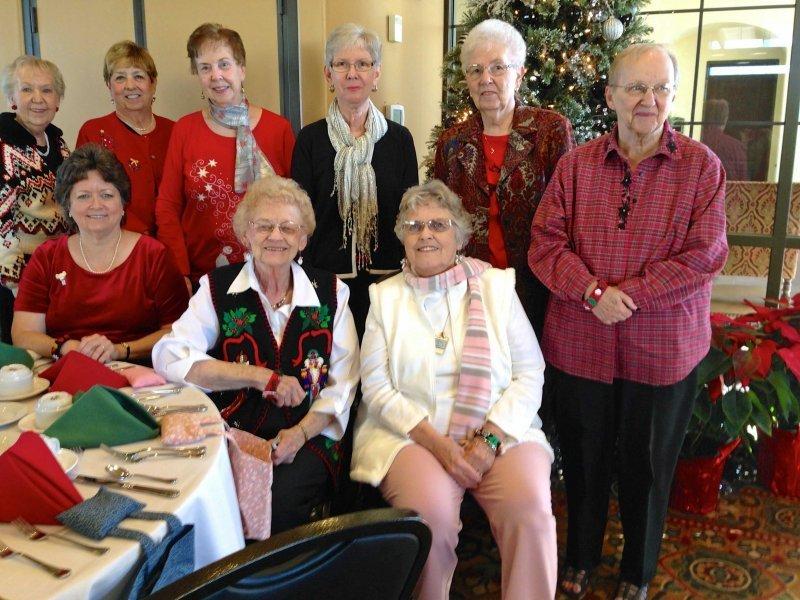 2013 Christmas Committee