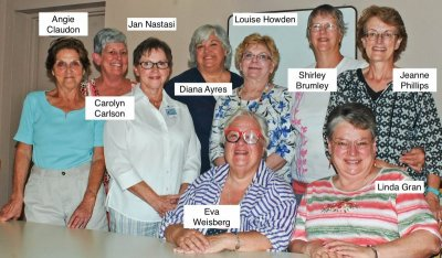 2015 Board Members (Shirley Swiney absent) 2.jpg